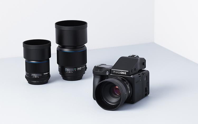 XF IQ4 100MP Trichromatic Camera System